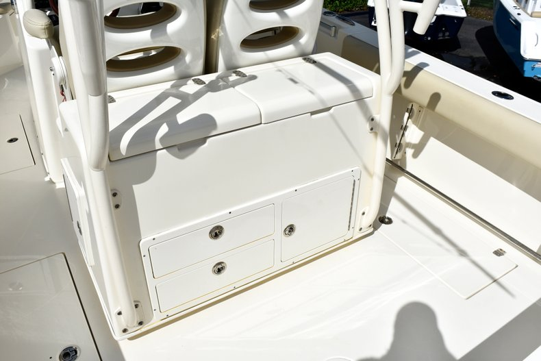 Thumbnail 23 for Used 2016 Cobia 296 Center Console boat for sale in West Palm Beach, FL