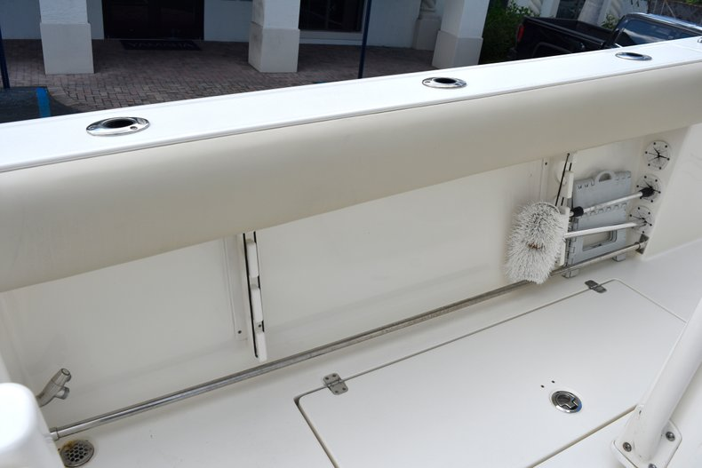 Thumbnail 20 for Used 2016 Cobia 296 Center Console boat for sale in West Palm Beach, FL