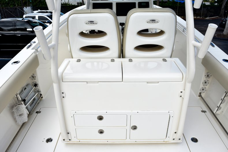 Thumbnail 29 for Used 2016 Cobia 296 Center Console boat for sale in West Palm Beach, FL