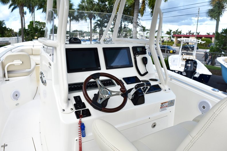 Thumbnail 39 for Used 2016 Cobia 296 Center Console boat for sale in West Palm Beach, FL