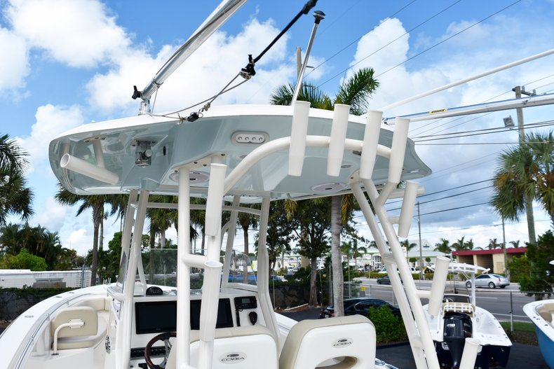 Thumbnail 32 for Used 2016 Cobia 296 Center Console boat for sale in West Palm Beach, FL