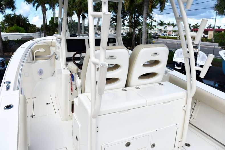Thumbnail 10 for Used 2016 Cobia 296 Center Console boat for sale in West Palm Beach, FL