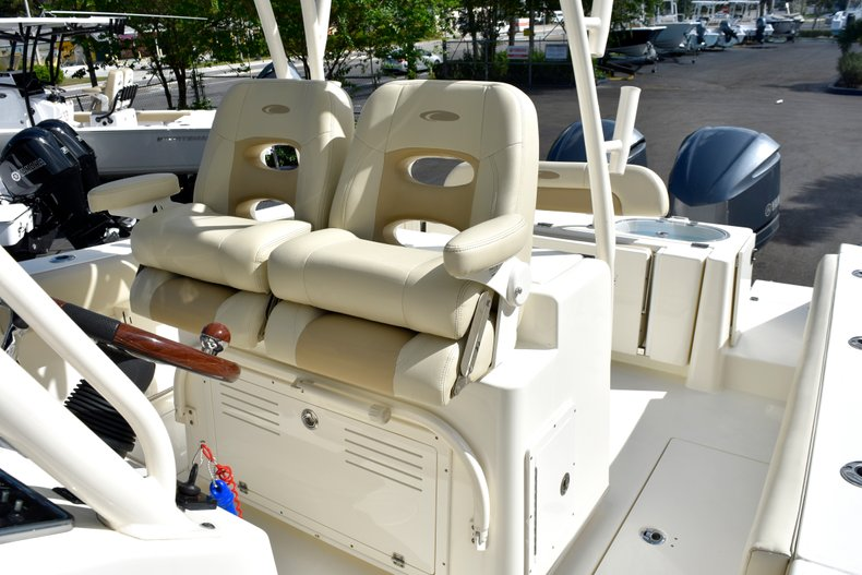 Thumbnail 38 for Used 2016 Cobia 296 Center Console boat for sale in West Palm Beach, FL
