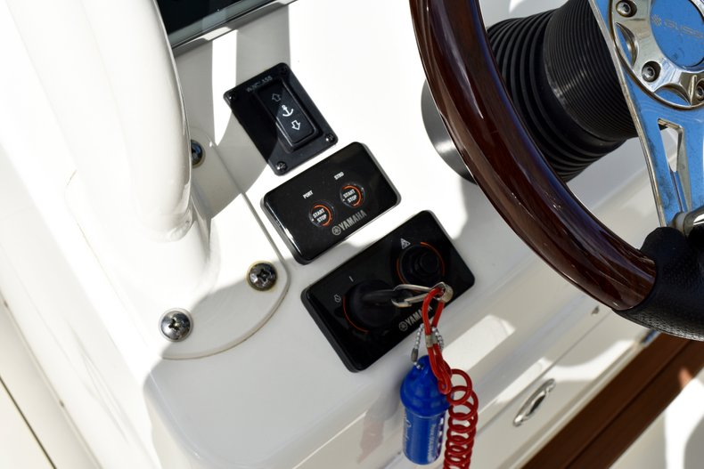 Thumbnail 47 for Used 2016 Cobia 296 Center Console boat for sale in West Palm Beach, FL