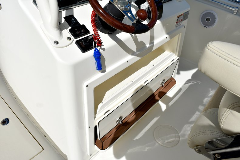 Thumbnail 49 for Used 2016 Cobia 296 Center Console boat for sale in West Palm Beach, FL