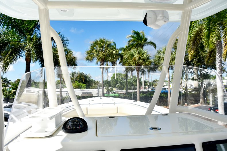Thumbnail 40 for Used 2016 Cobia 296 Center Console boat for sale in West Palm Beach, FL