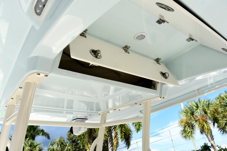 Thumbnail 35 for Used 2016 Cobia 296 Center Console boat for sale in West Palm Beach, FL