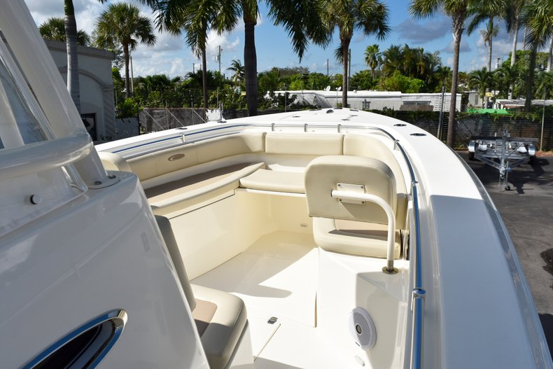 Thumbnail 55 for Used 2016 Cobia 296 Center Console boat for sale in West Palm Beach, FL