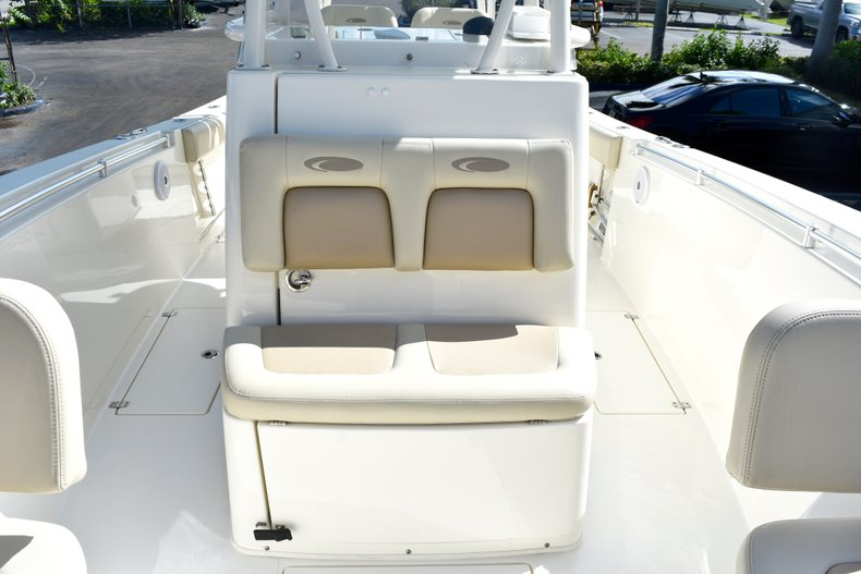 Thumbnail 56 for Used 2016 Cobia 296 Center Console boat for sale in West Palm Beach, FL
