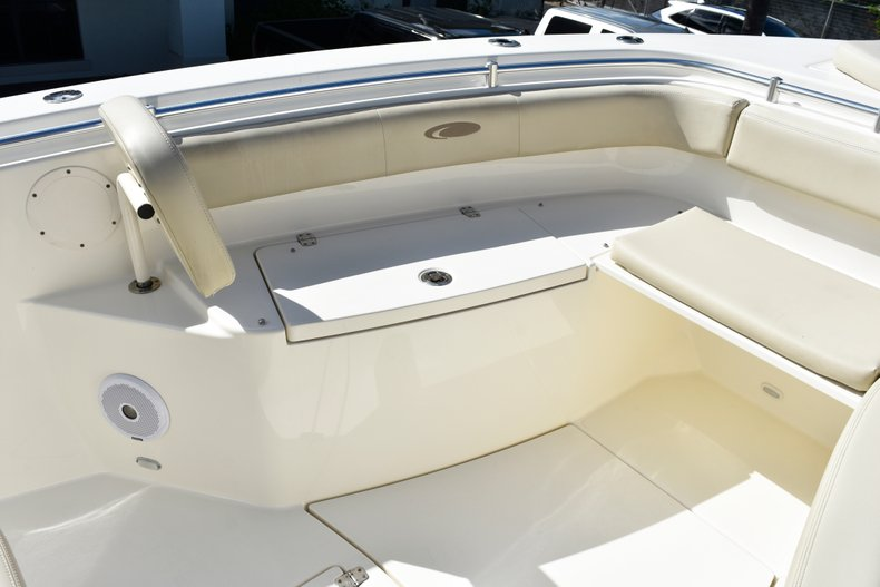 Thumbnail 66 for Used 2016 Cobia 296 Center Console boat for sale in West Palm Beach, FL