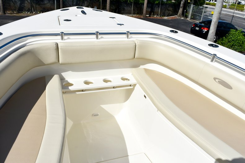 Thumbnail 70 for Used 2016 Cobia 296 Center Console boat for sale in West Palm Beach, FL