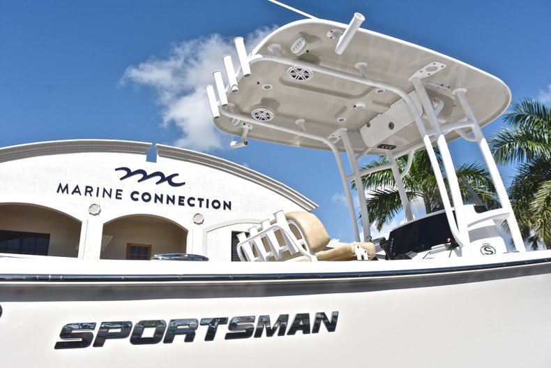 Thumbnail 8 for New 2019 Sportsman Open 232 Center Console boat for sale in West Palm Beach, FL