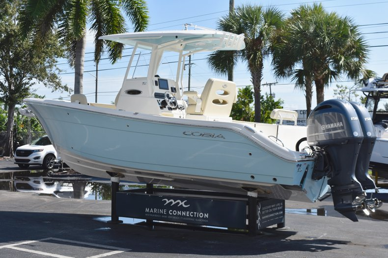 Thumbnail 6 for New 2019 Cobia 240 CC Center Console boat for sale in West Palm Beach, FL