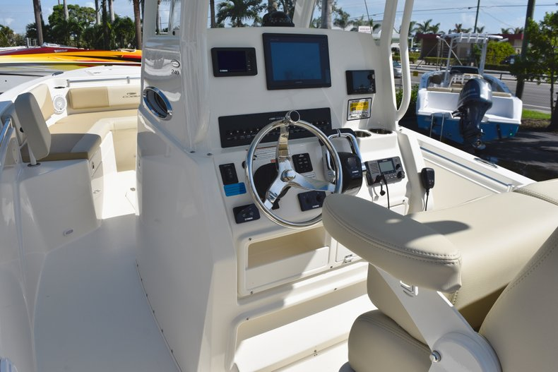 Thumbnail 40 for New 2019 Cobia 240 CC Center Console boat for sale in West Palm Beach, FL