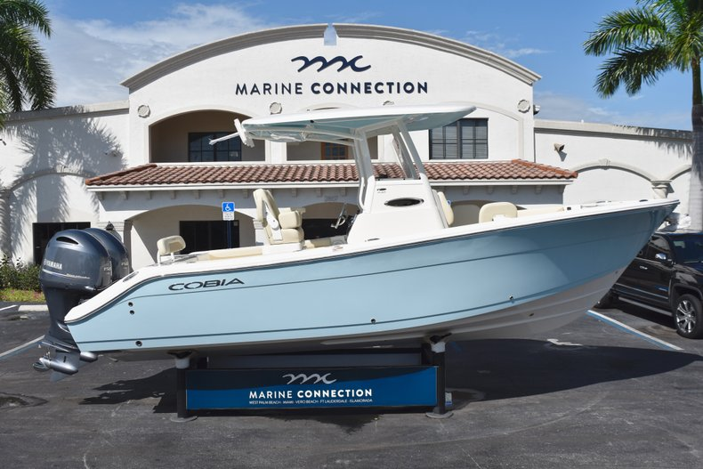 New 2019 Cobia 240 CC Center Console boat for sale in West Palm Beach, FL