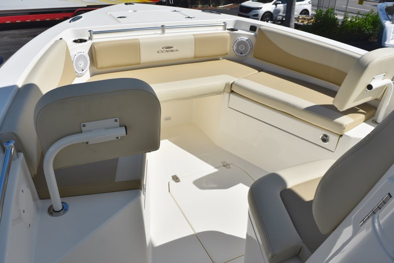 Thumbnail 54 for New 2019 Cobia 240 CC Center Console boat for sale in West Palm Beach, FL