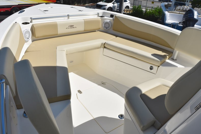 Thumbnail 53 for New 2019 Cobia 240 CC Center Console boat for sale in West Palm Beach, FL