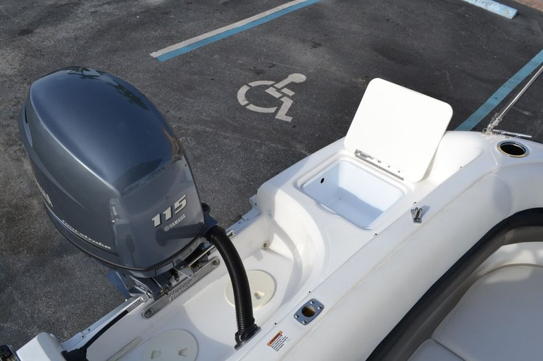 Image 20 for 2014 Hurricane SunDeck SD 187 OB in West Palm Beach, FL