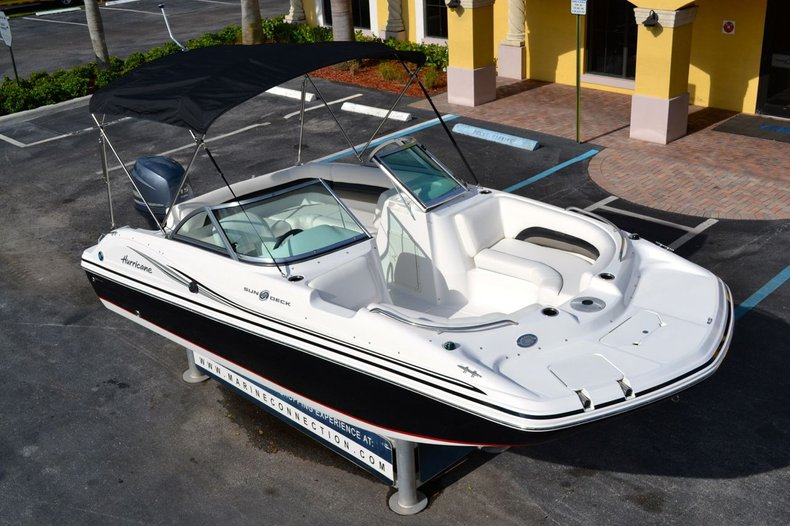 Image 60 for 2014 Hurricane SunDeck SD 187 OB in West Palm Beach, FL