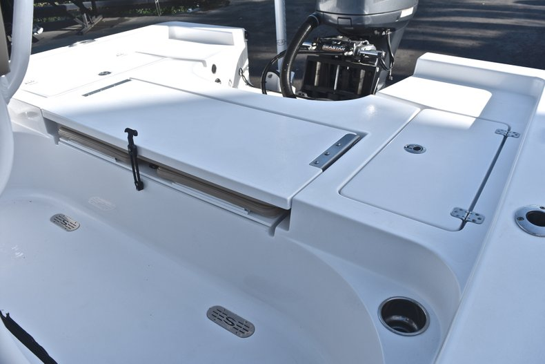 Thumbnail 8 for Used 2015 Sportsman Masters 227 Bay Boat boat for sale in West Palm Beach, FL
