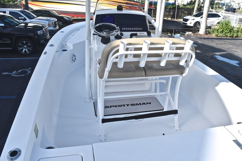 Thumbnail 7 for Used 2015 Sportsman Masters 227 Bay Boat boat for sale in West Palm Beach, FL