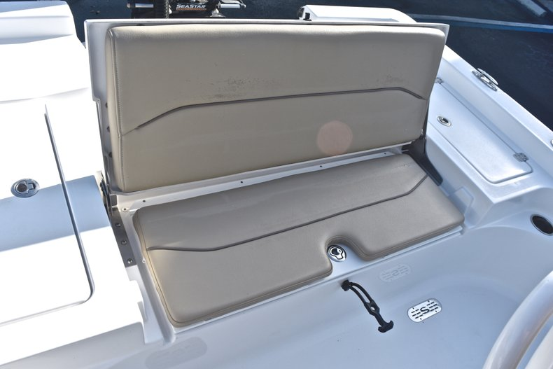 Thumbnail 11 for Used 2015 Sportsman Masters 227 Bay Boat boat for sale in West Palm Beach, FL