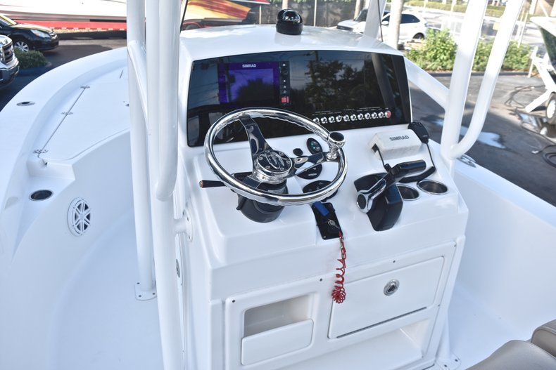 Thumbnail 22 for Used 2015 Sportsman Masters 227 Bay Boat boat for sale in West Palm Beach, FL
