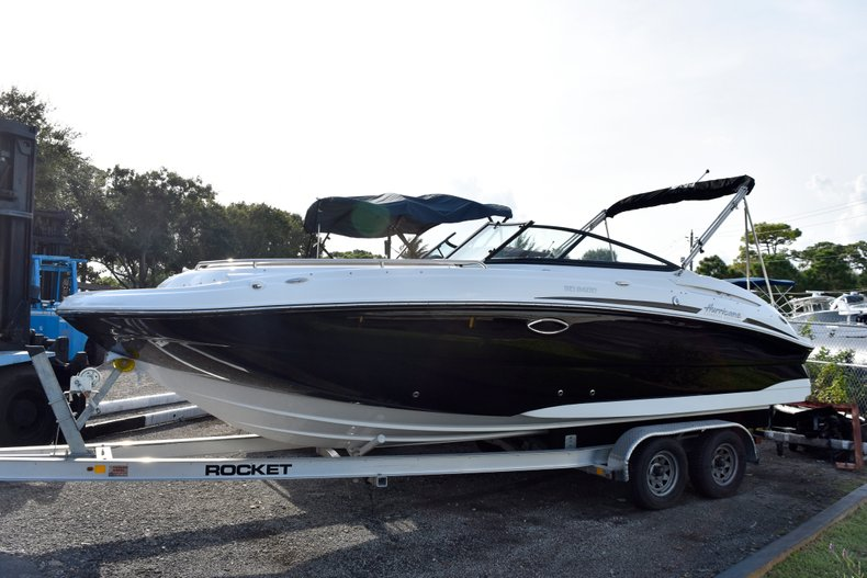 New 2019 Hurricane Sundeck Sd 2400 Ob For Sale
