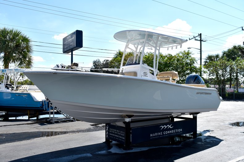 Image 3 for 2019 Sportsman Heritage 211 Center Console in West Palm Beach, FL