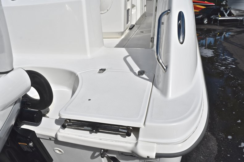 Thumbnail 9 for Used 2016 Boston Whaler 280 Outrage boat for sale in West Palm Beach, FL