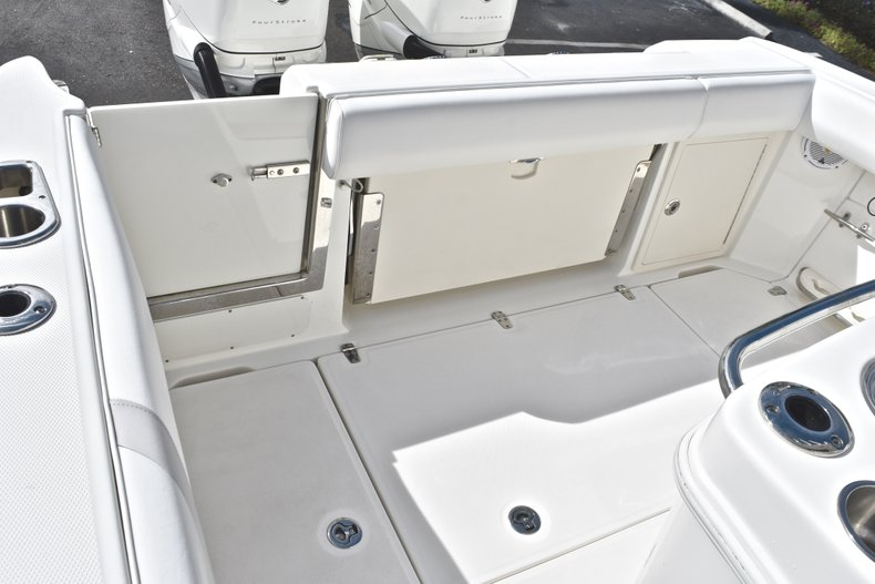 Thumbnail 12 for Used 2016 Boston Whaler 280 Outrage boat for sale in West Palm Beach, FL