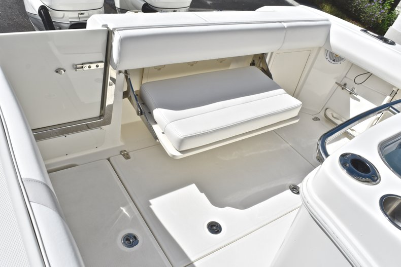 Thumbnail 14 for Used 2016 Boston Whaler 280 Outrage boat for sale in West Palm Beach, FL
