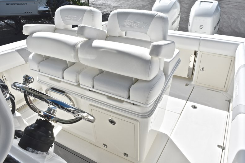 Thumbnail 30 for Used 2016 Boston Whaler 280 Outrage boat for sale in West Palm Beach, FL