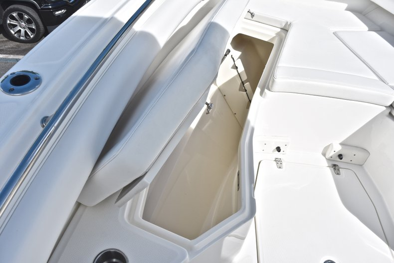 Thumbnail 60 for Used 2016 Boston Whaler 280 Outrage boat for sale in West Palm Beach, FL