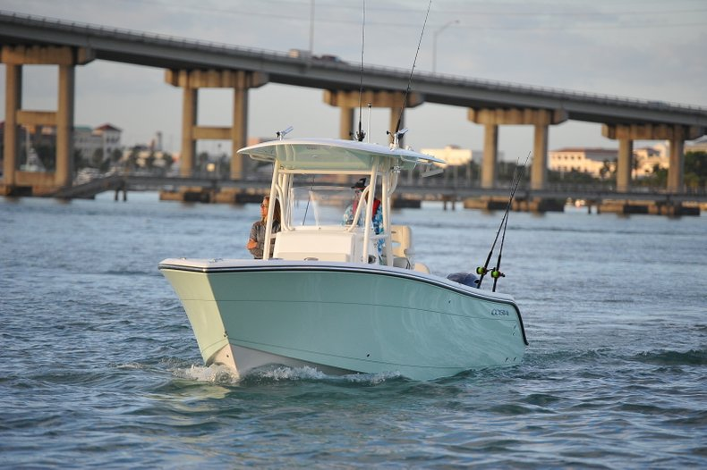 New 2019 Cobia 261 Center Console boat for sale in West Palm Beach, FL