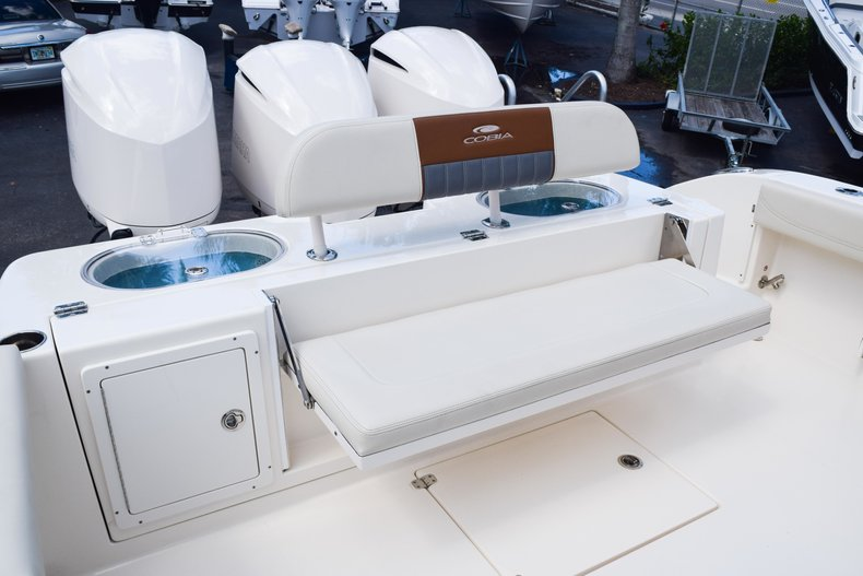 Thumbnail 17 for New 2019 Cobia 344 Center Console boat for sale in West Palm Beach, FL