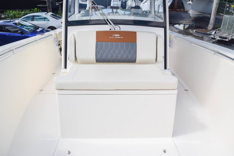 Thumbnail 86 for New 2019 Cobia 344 Center Console boat for sale in West Palm Beach, FL