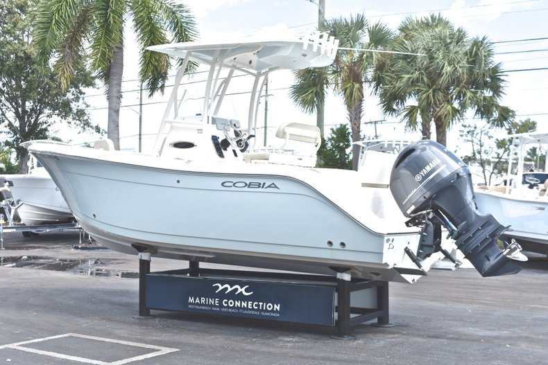 Thumbnail 5 for Used 2016 Cobia 220 Center Console boat for sale in West Palm Beach, FL