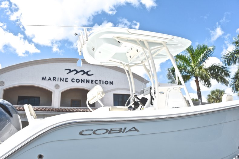Thumbnail 8 for Used 2016 Cobia 220 Center Console boat for sale in West Palm Beach, FL
