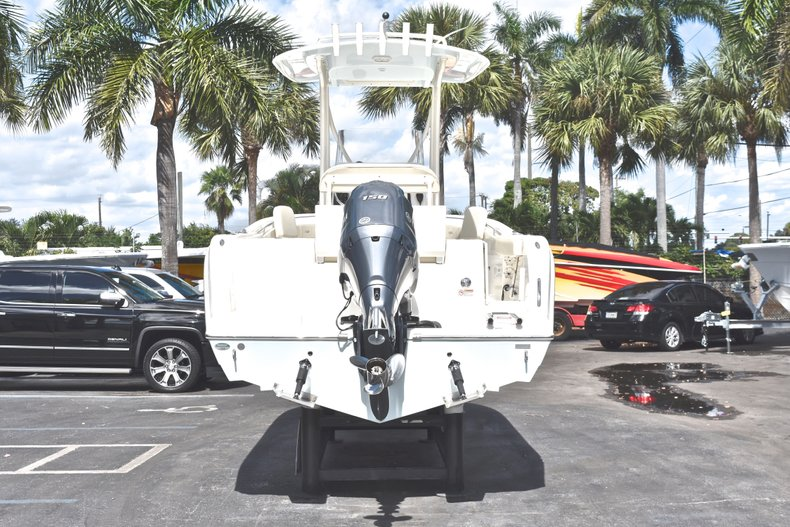 Thumbnail 6 for Used 2016 Cobia 220 Center Console boat for sale in West Palm Beach, FL