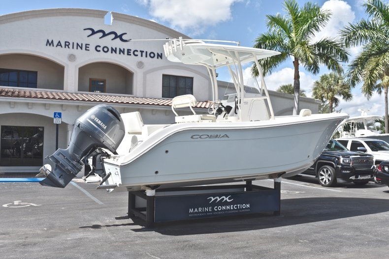 Thumbnail 7 for Used 2016 Cobia 220 Center Console boat for sale in West Palm Beach, FL