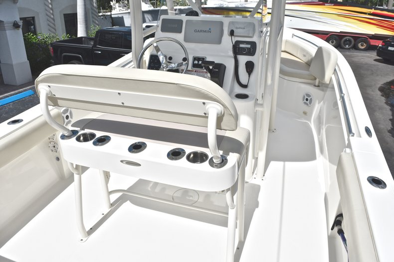 Thumbnail 9 for Used 2016 Cobia 220 Center Console boat for sale in West Palm Beach, FL