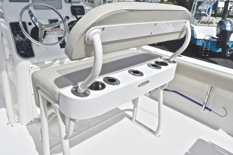 Thumbnail 18 for Used 2016 Cobia 220 Center Console boat for sale in West Palm Beach, FL