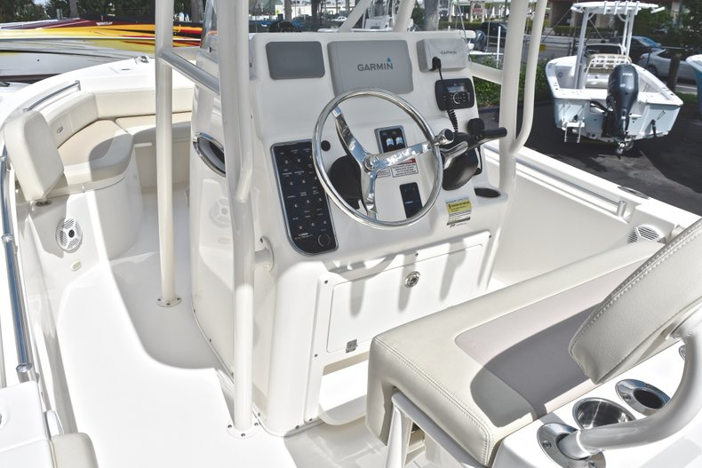 Thumbnail 25 for Used 2016 Cobia 220 Center Console boat for sale in West Palm Beach, FL