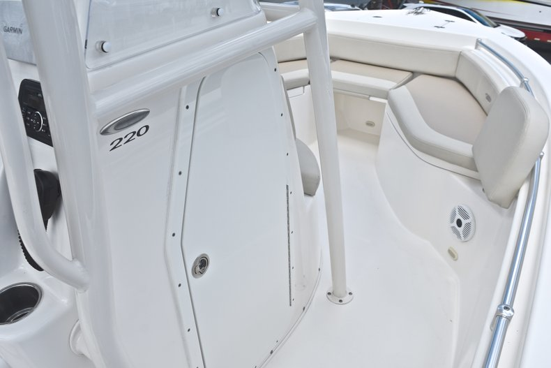 Thumbnail 39 for Used 2016 Cobia 220 Center Console boat for sale in West Palm Beach, FL