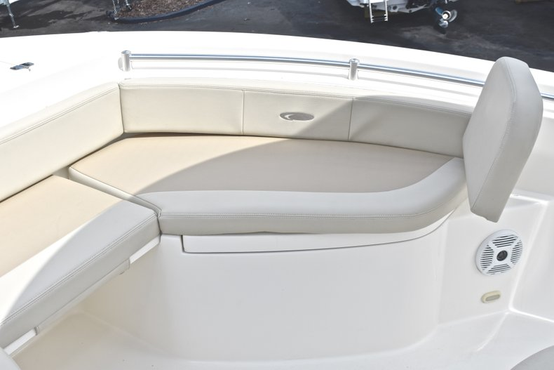 Thumbnail 46 for Used 2016 Cobia 220 Center Console boat for sale in West Palm Beach, FL