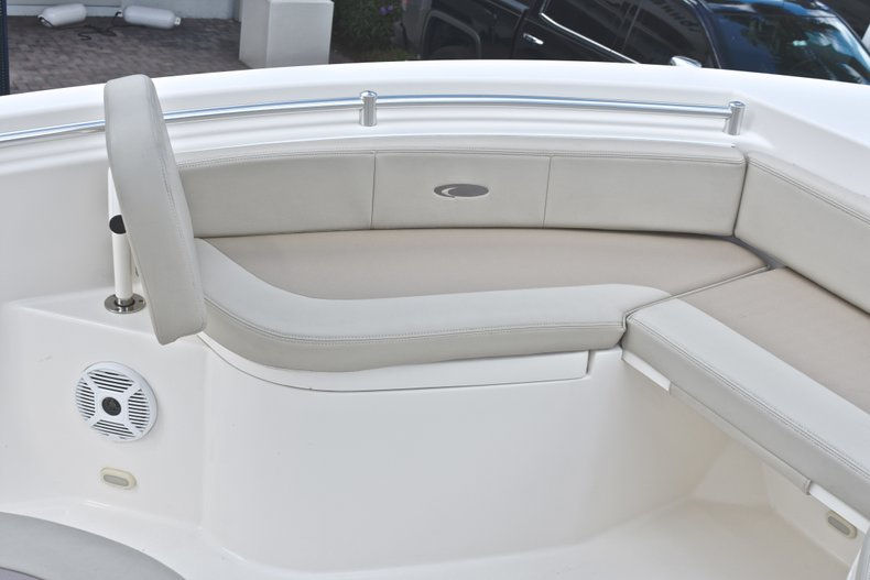 Thumbnail 44 for Used 2016 Cobia 220 Center Console boat for sale in West Palm Beach, FL