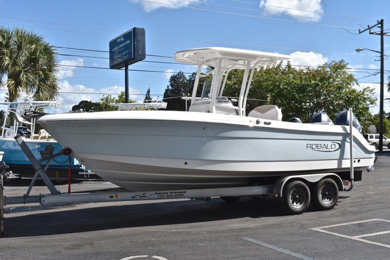 Image 1 for 2019 Robalo R242 Center Console in West Palm Beach, FL