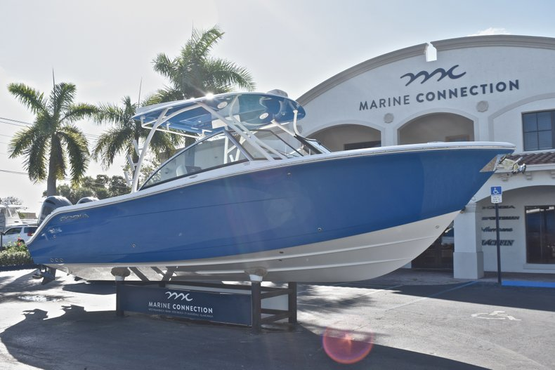 Thumbnail 1 for New 2019 Cobia 280 DC Dual Console boat for sale in West Palm Beach, FL