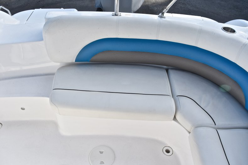Thumbnail 20 for Used 2014 Hurricane SunDeck Sport SS 232 OB boat for sale in West Palm Beach, FL